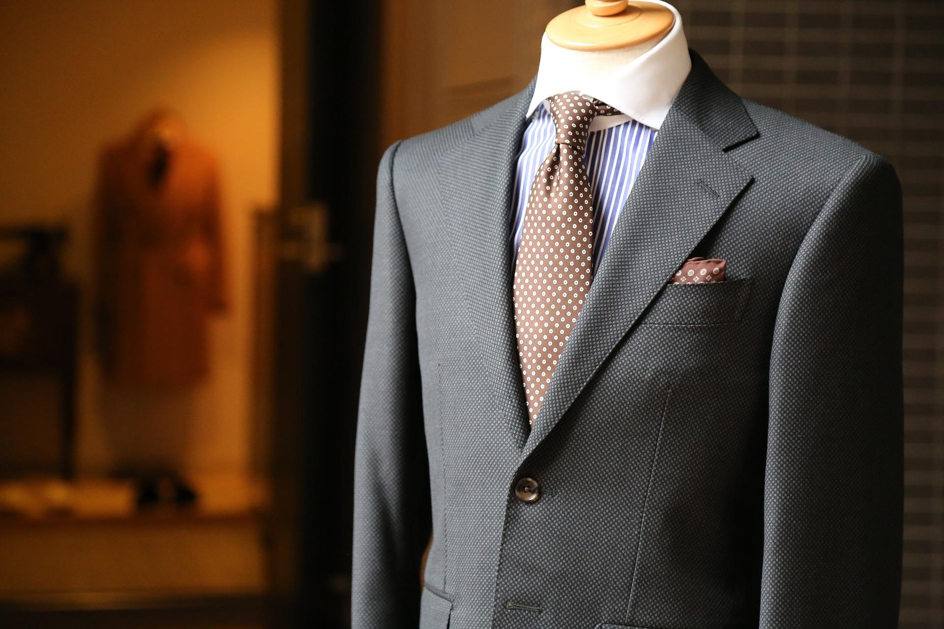 frak czy garnitur